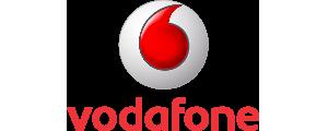 itdesign-Kunde Vodafone Logo